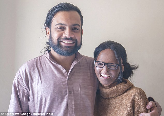 http://www.dailymail.co.uk/news/article-2551616/Indian-acid-attack-victim-Laxmi-24-disfigured-jealous-boyfriend-finally-finds-love.html