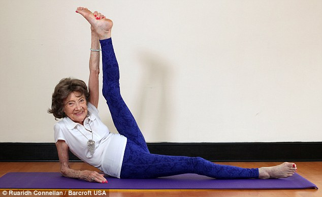 http://www.dailymail.co.uk/femail/article-2743582/The-world-s-oldest-yoga-teacher-Meet-96-year-old-mindblowing-agility-puts-athletes-quarter-age-shame.html