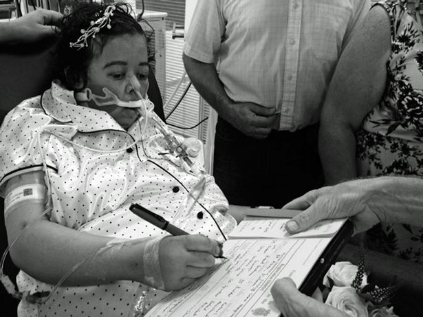 Cancer-bride-married-fiance-on-deathbed-then-makes-full-recovery